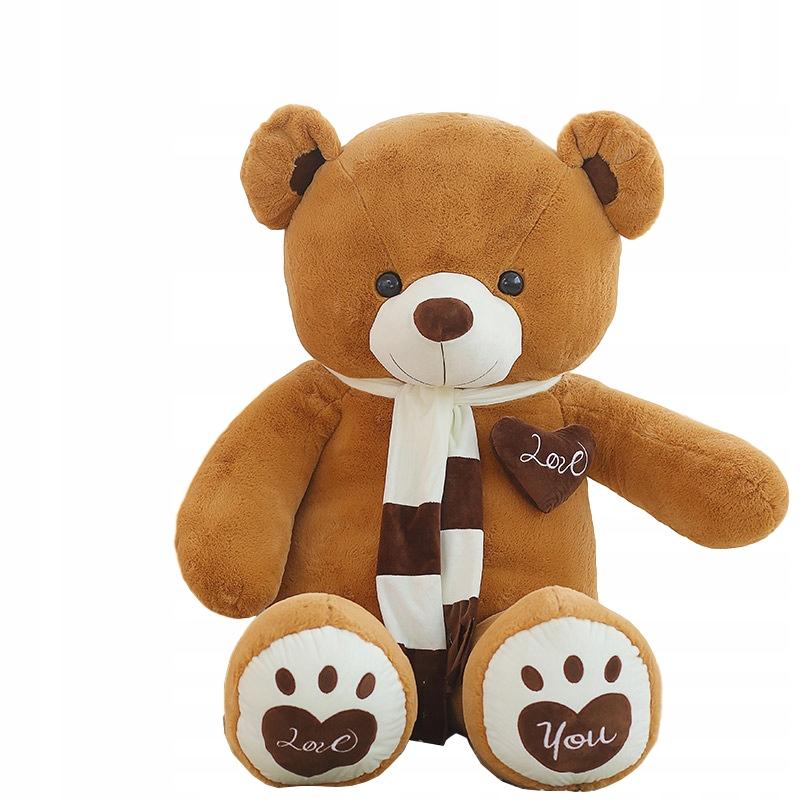 VEĽKÝ plyšový medveď GIANT PLUSOVÁ HRAČKA 160 cm BABY-JOY