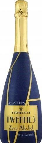 Белое вино Fiorelli Twenties безалкогольное 750 мл