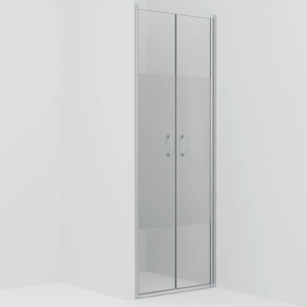 Sprchové dvere, polomatné, ESG, 75 x 185 cm