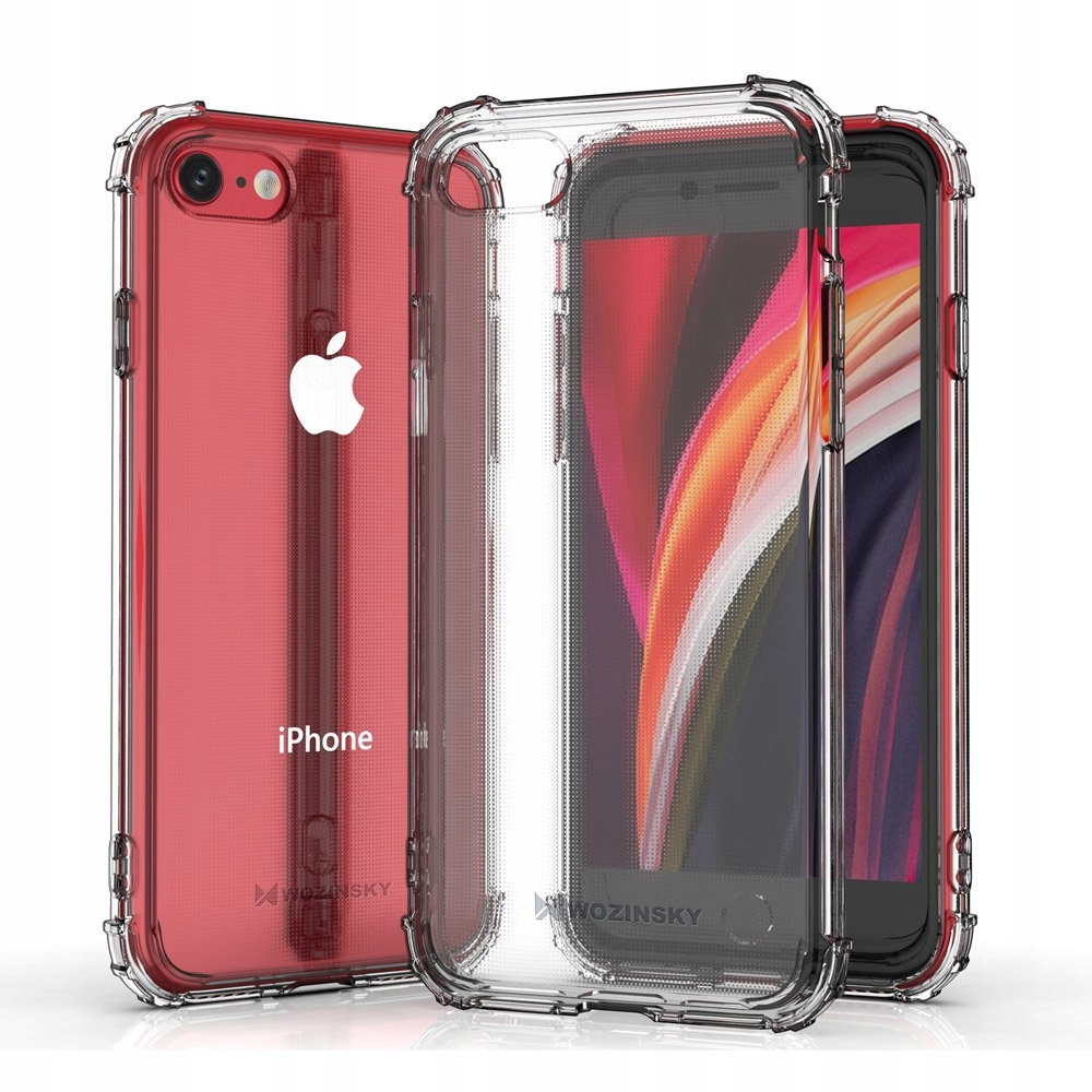 Etui A-Shock + Szkło do iPhone 7 / 8 / SE 2020 Kod producenta Etui A-Shock + Szkło do iPhone 7 / 8 / SE 2020