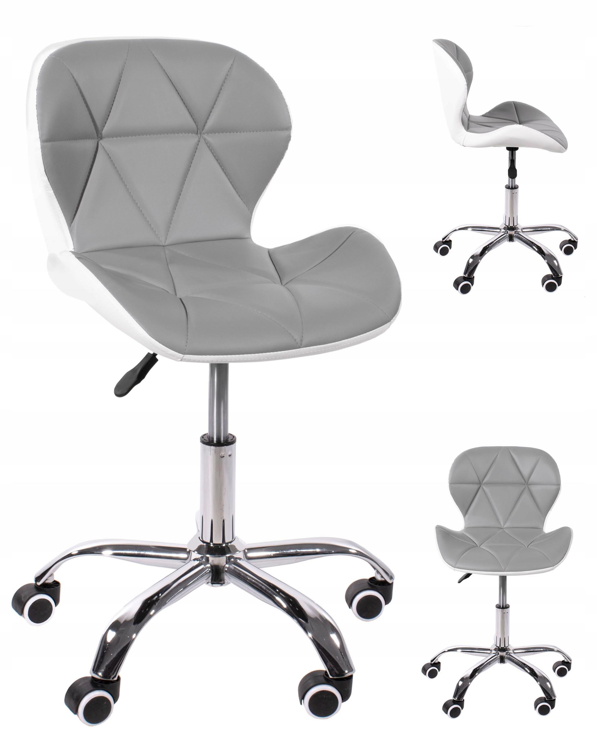 Krzesło OBROTOWE fotel biurowy Młodzieżowy DORM