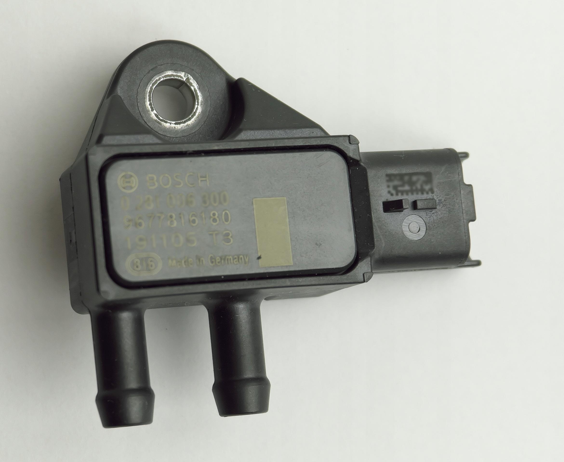 9677816180 датчик давления выхлопных газов bosch