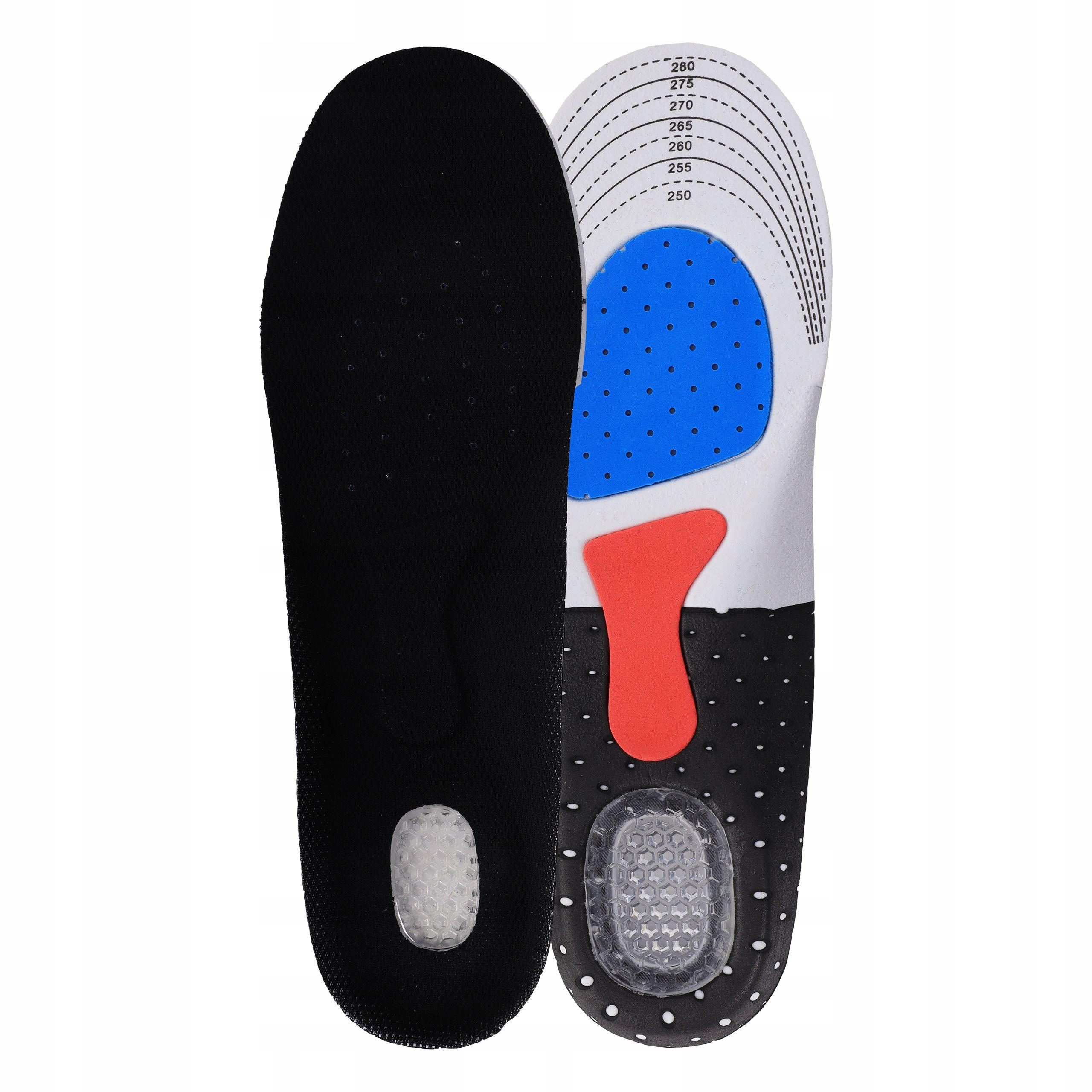 Стельки для рабочей обуви, ноющей стопы 40 45 л.с.