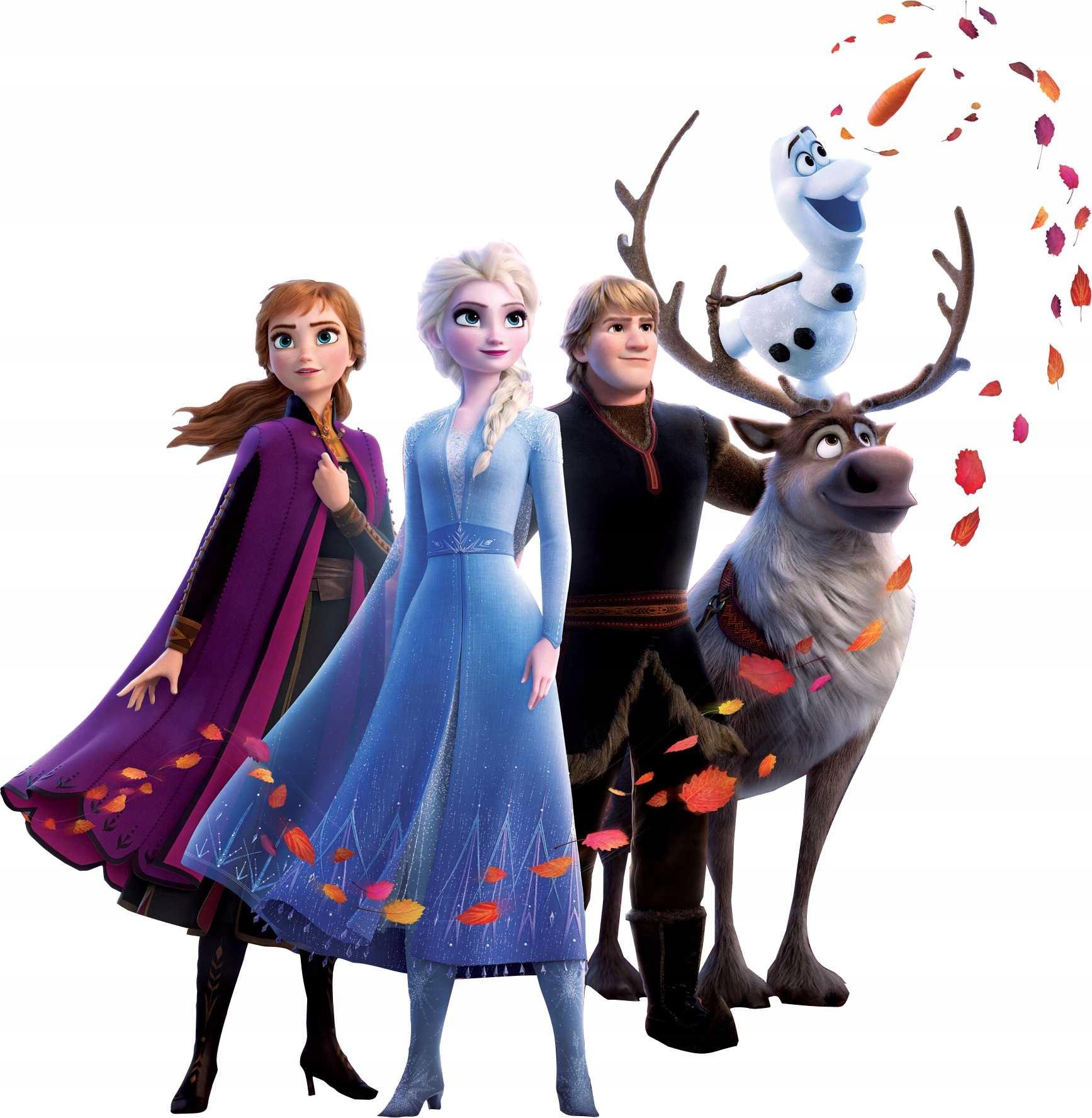Frozen II Frozen Elza a Anna, Elsa