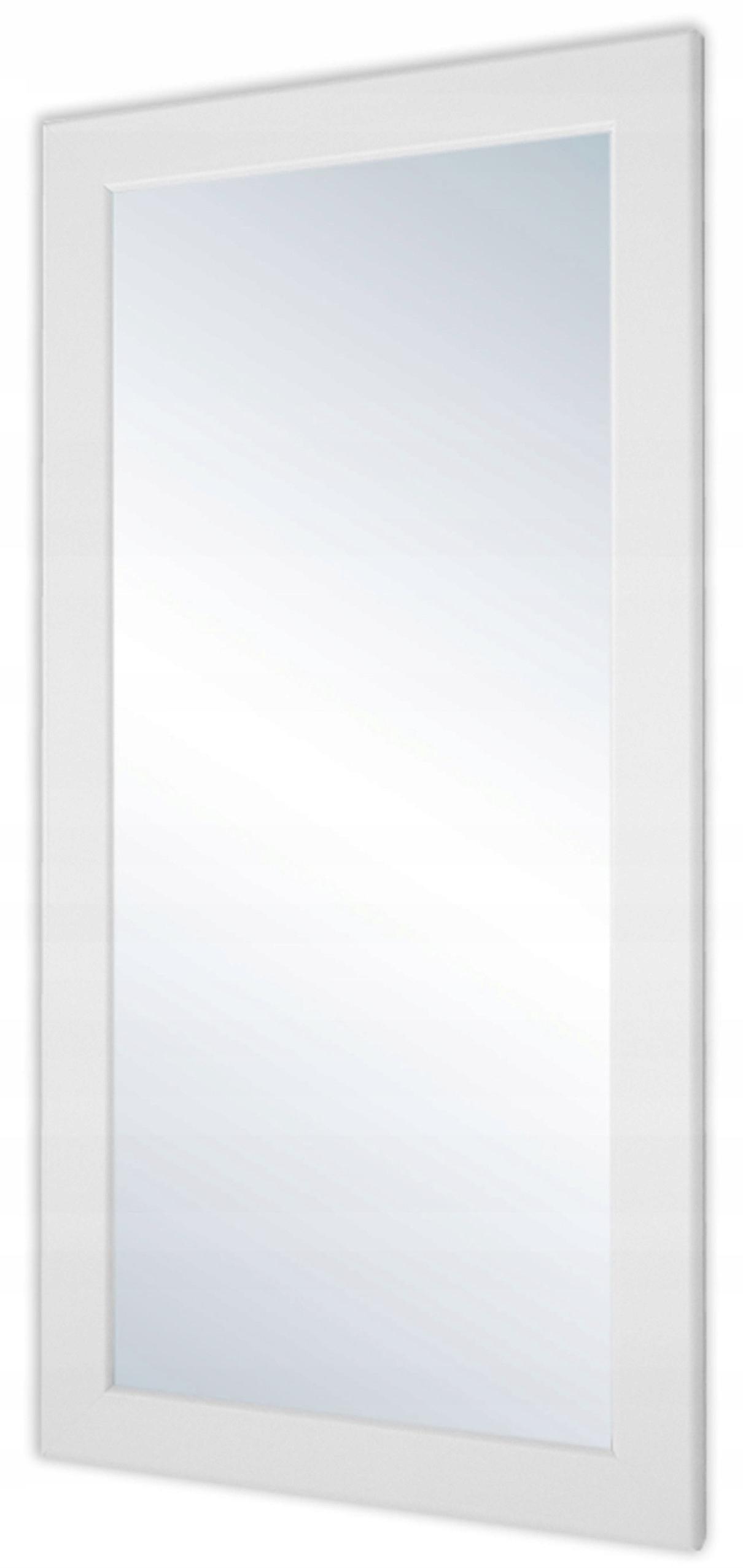 Зеркало в раме 120х60 белый венге черный 9 ЦВЕТОВ