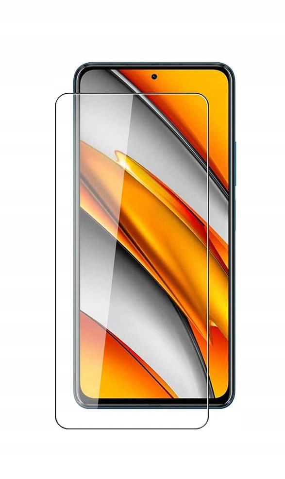 Szkło Hartowane Płaskie 9H do Xiaomi Poco F3
