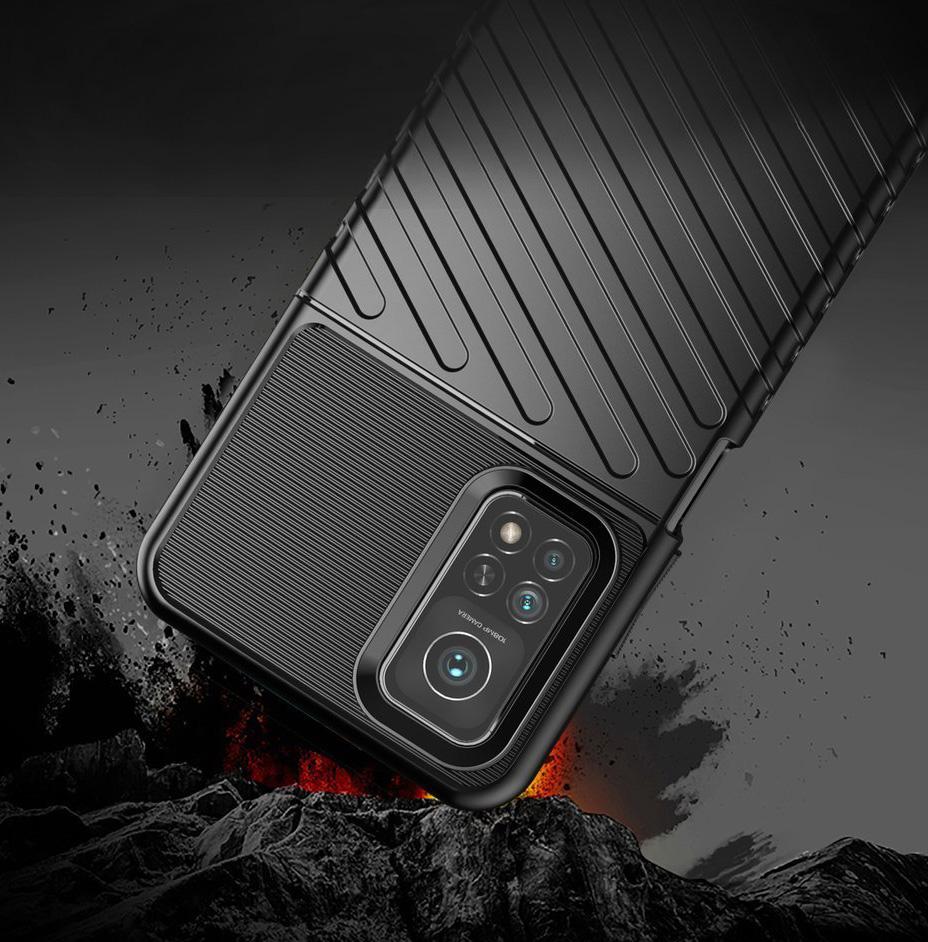 Etui do Xiaomi Mi 10T Pancerne Case + Szkło 9H Producent Kraina GSM