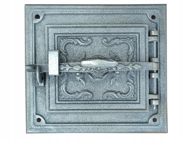 Герметичная дверца с тросиком для коптильни