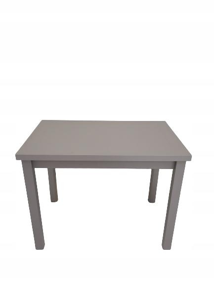 Стол Серый 100x60x36 Алюминий, Серебро ПРОДАЖА