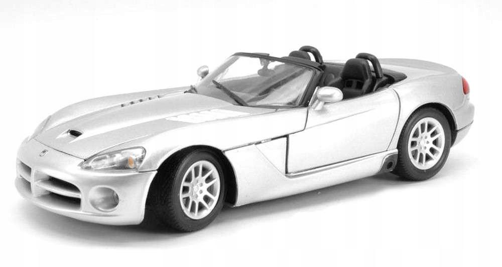 DODGE VIPER SRT-10 2003 MOTOR MAX 1:18 73137SK
