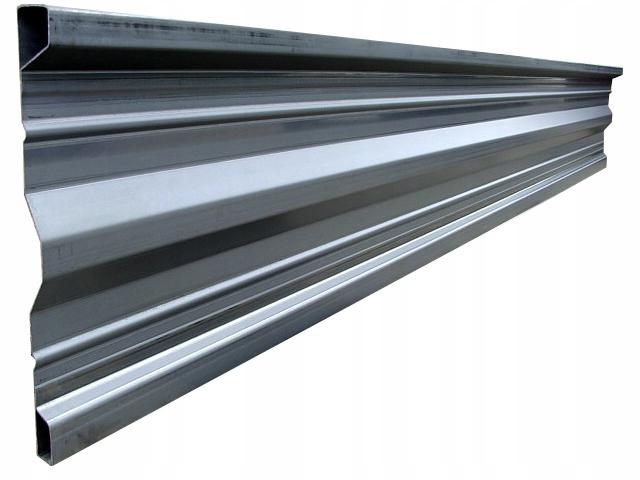 БОРКИ ПРИЦЕПА, высота 60 см, толщина 2 мм, боковая панель