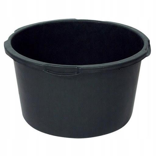 Строительное ведро для контейнеров, круглое, 45 л, прочное