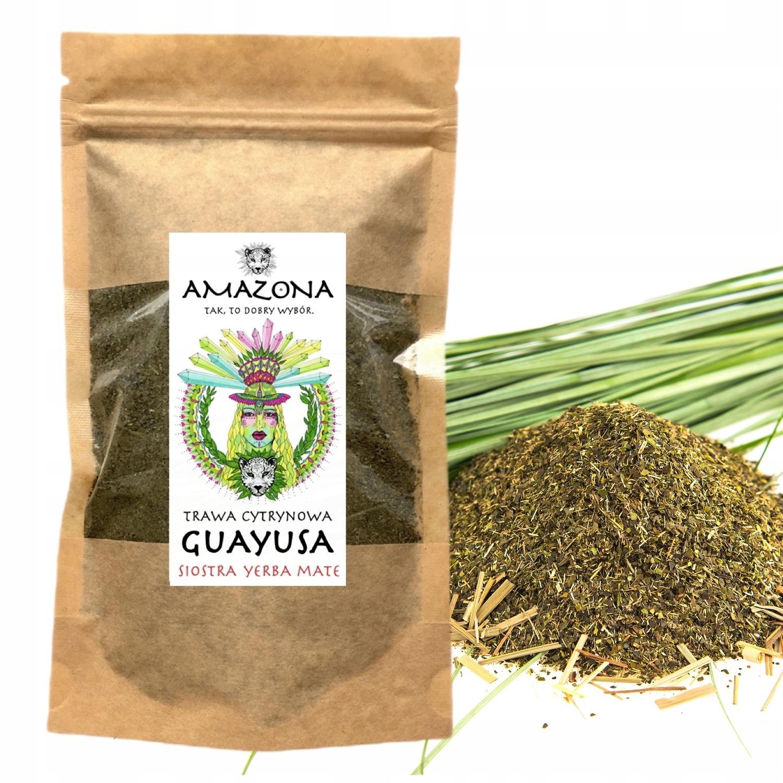 ILEX GUAYUSA Zestaw Smaków 6 x 250gram AMAZONA Waga 1500 g