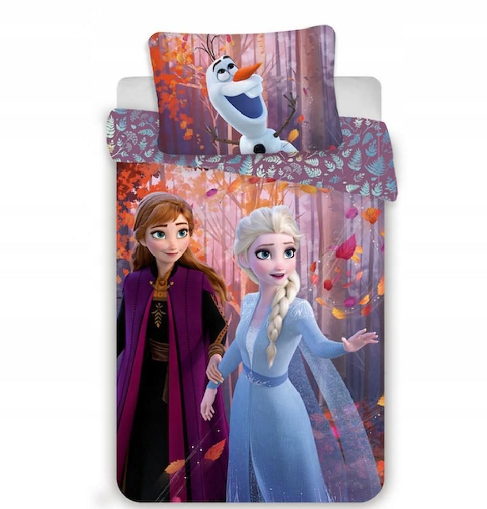 Bavlnená posteľná súprava 140x200 Frozen 3617 Frozen