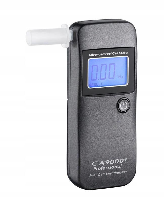 Alkomat CA 9000 Professional + kalibracje, ustniki
