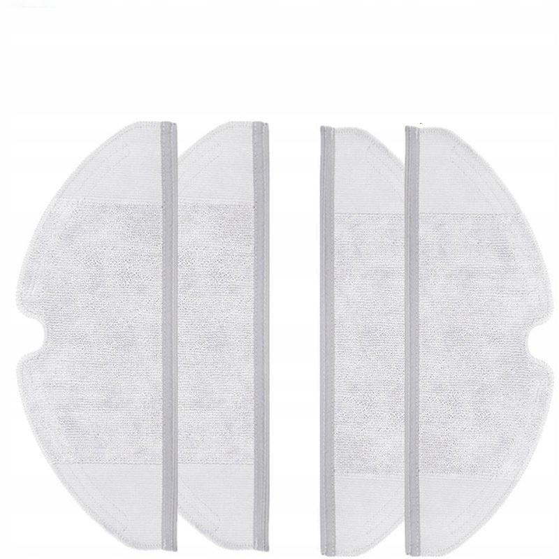 4x utierka z mopu z mikrovlákna Xiaomi Roborock S5 S6
