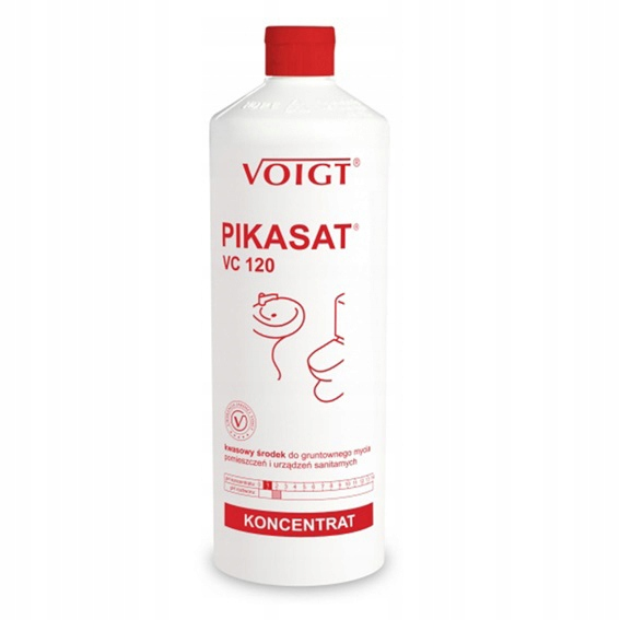 ЖИДКОСТЬ VOIGT PIKASAT VC120 1L
