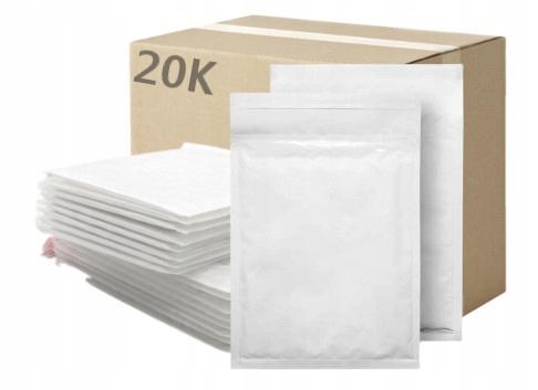 КОНВЕРТЫ ВОЗДУШНЫЕ ПУЗЫРЬКИ K20 20K 20K 50 ШТ.