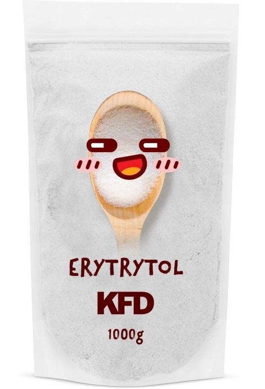 KFD PREMIUM ERYTRYTOL - 1000 G