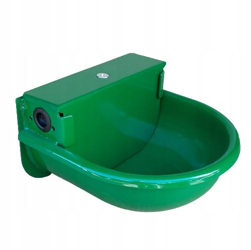 Поилка с поплавковым клапаном для крупного рогатого скота, овец и собак