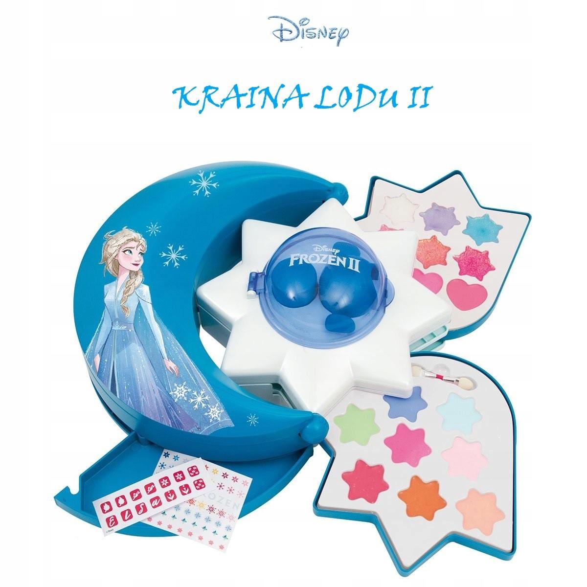 Sada na líčenie pre deti Frozen 2 Disney