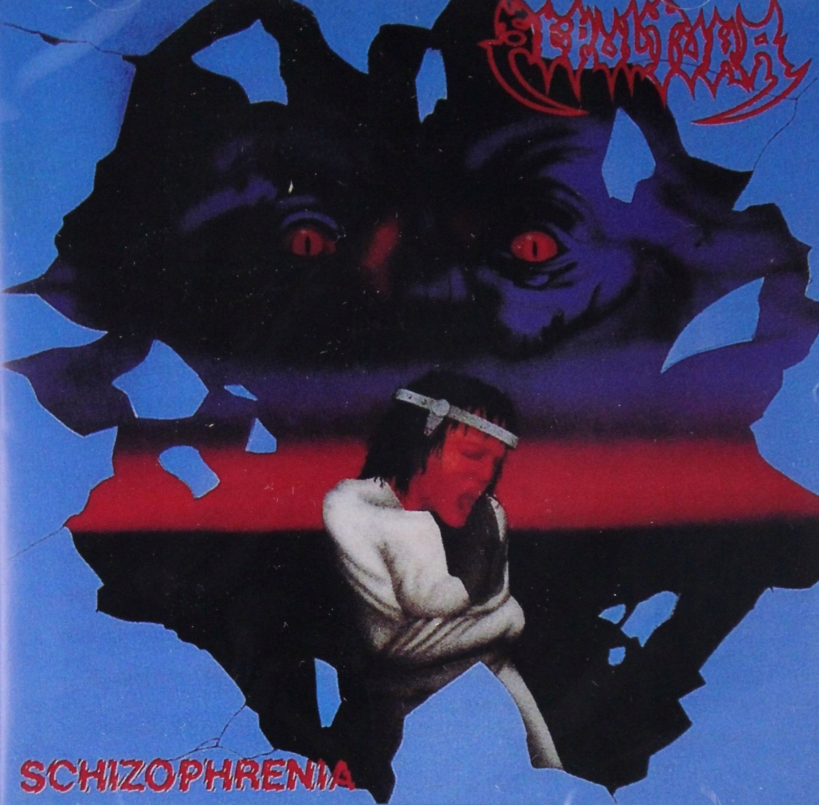 SEPULTURA SCHIZOPHRENIA CD