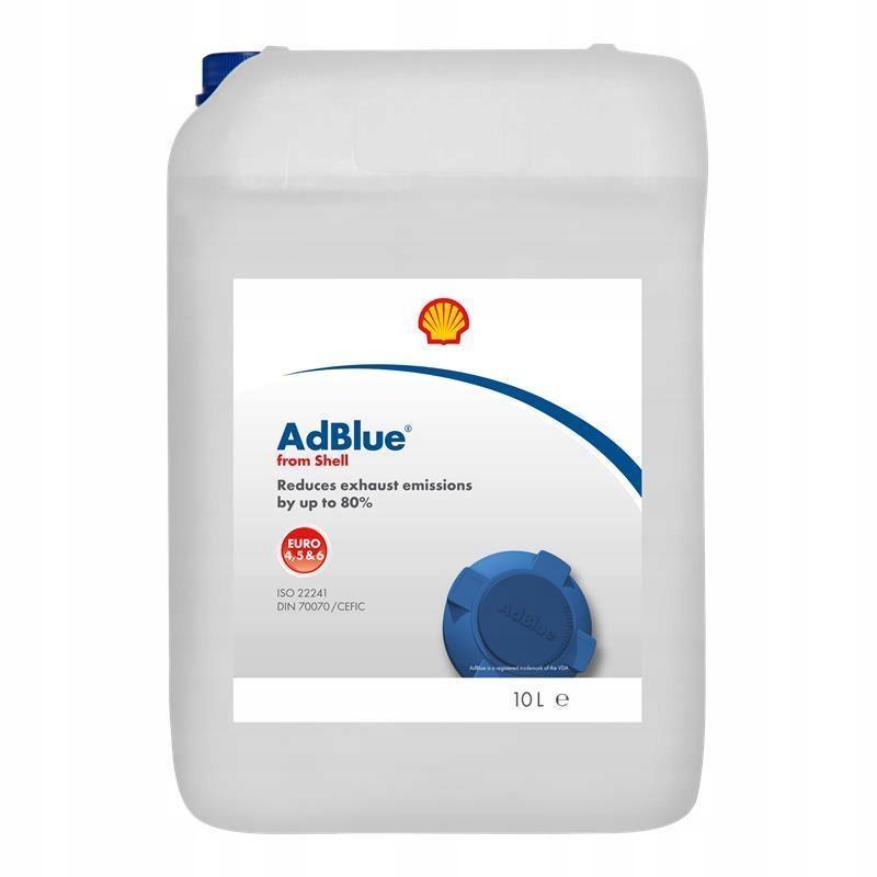 Shell AdBlue каталитическая жидкость DPF Ad Blue (10л)