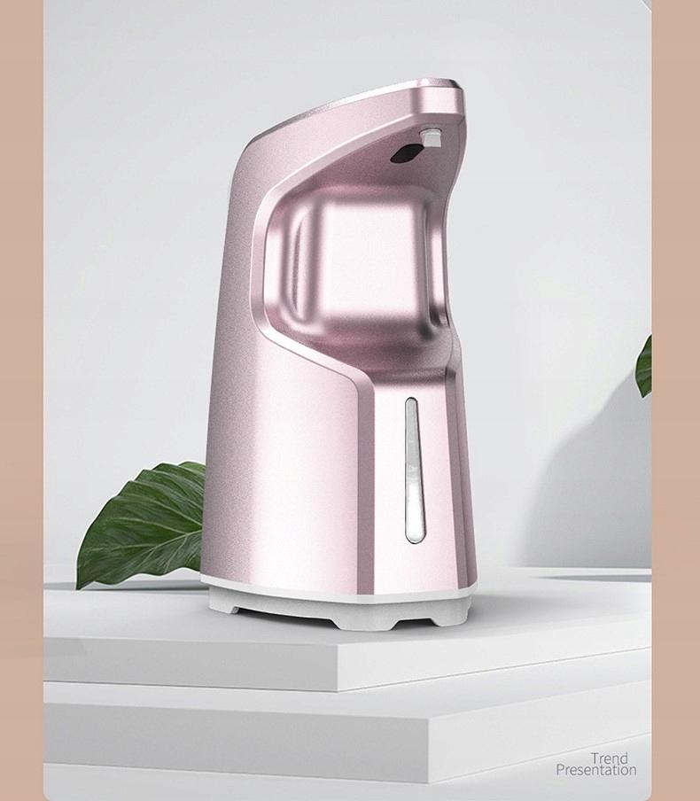 Automatický dávkovač mydla (ružové zlato)