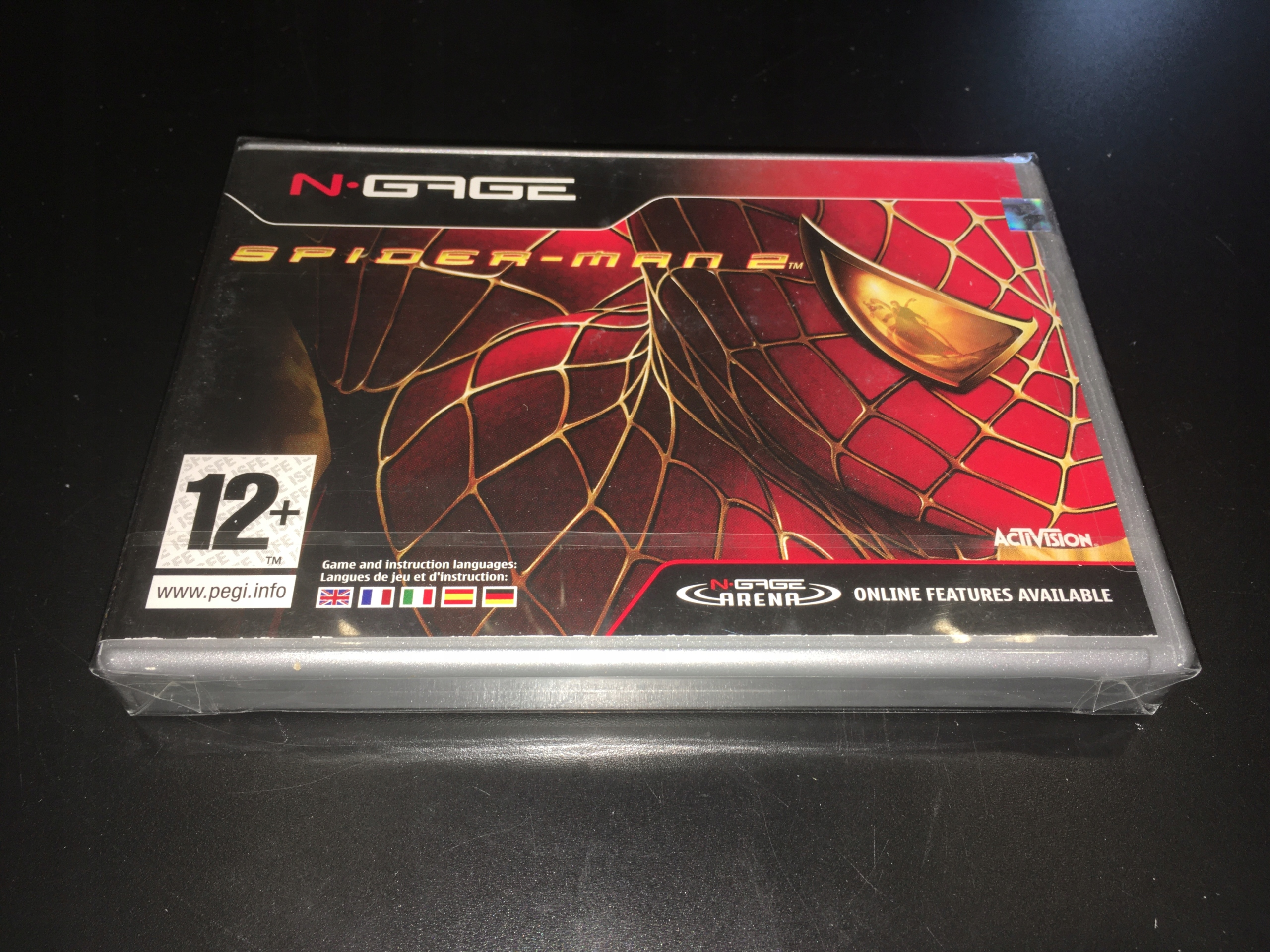 Spider-Man 2 / Nokia N-Gage