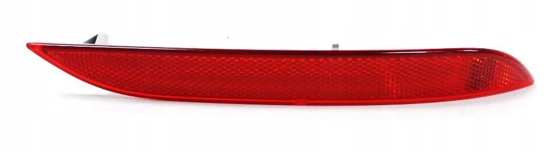 bmw 5 e60 e61 отблеск задняя панель диафрагма бампера правый