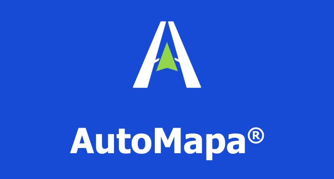 """Nawigacja GPS ALGA A9 + AutoMapa licencja 9"""" Szerokość produktu 240 cm"""