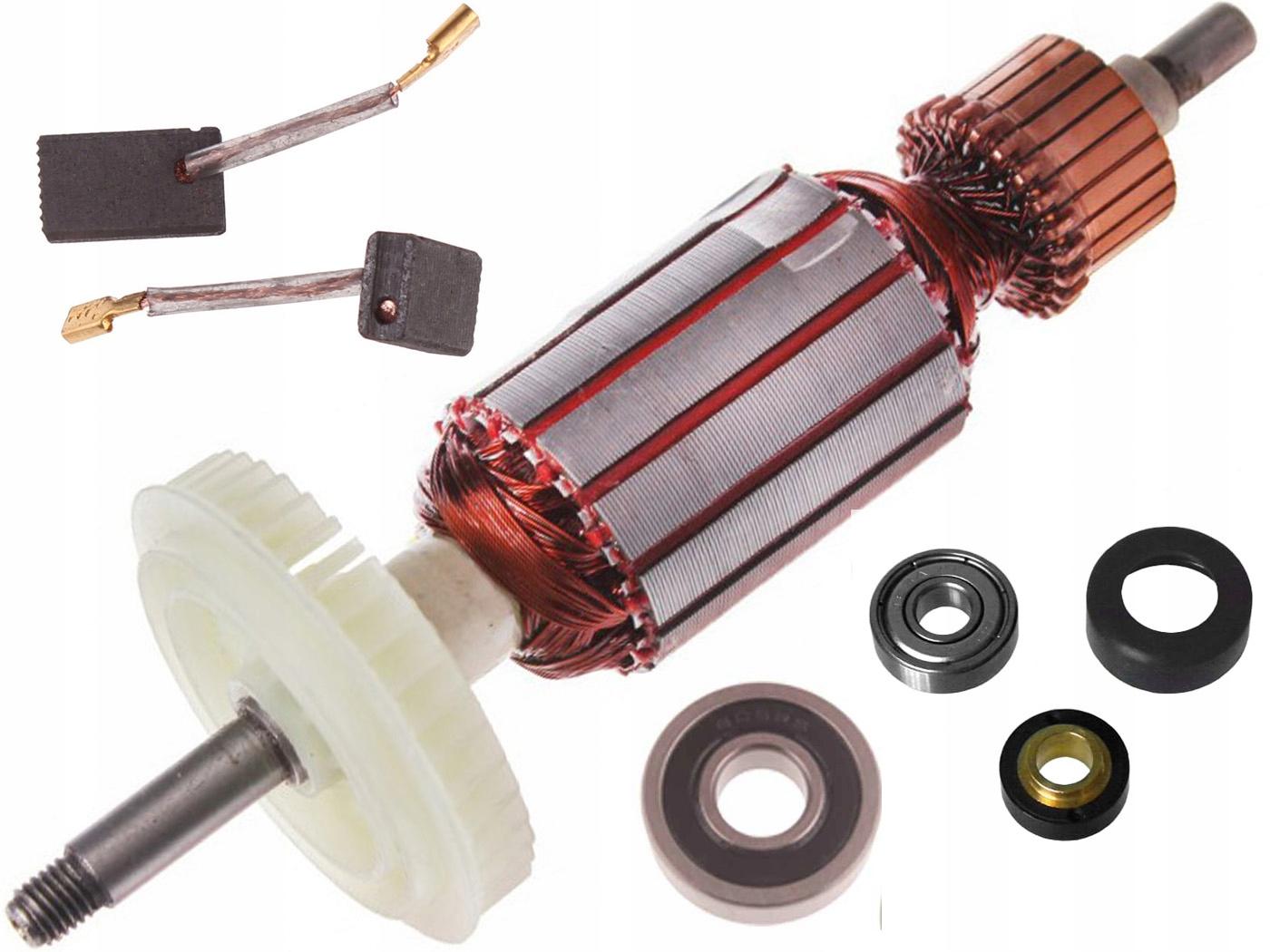 Rotor Hilti DSG125S, DSG125SE, DAG, 125 S, 125 DAG