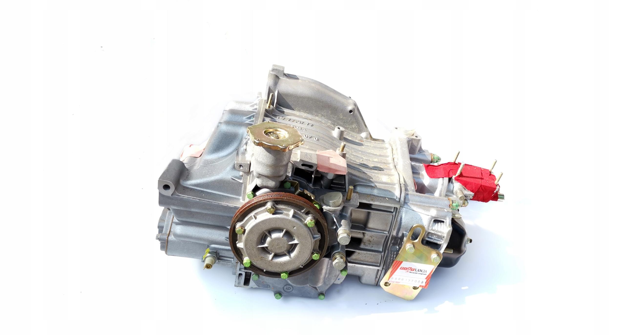 Целый двигатель fiat 126p bis!! новая!!! оригинал, фото 0