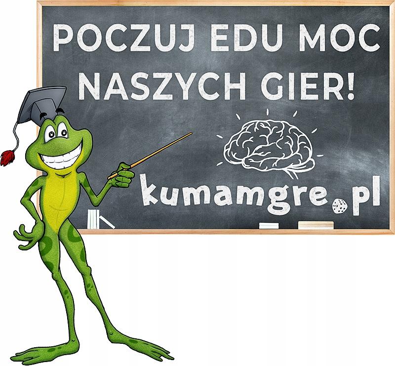 eko gra kopertowa dla dzieci POLSKIE ZWIERZĘTA Marka inna