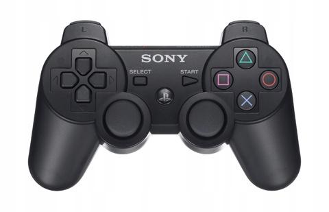 PS3 BEZPRZEWODOWA KONTROLERA RĄCZKA BLUETOOTH
