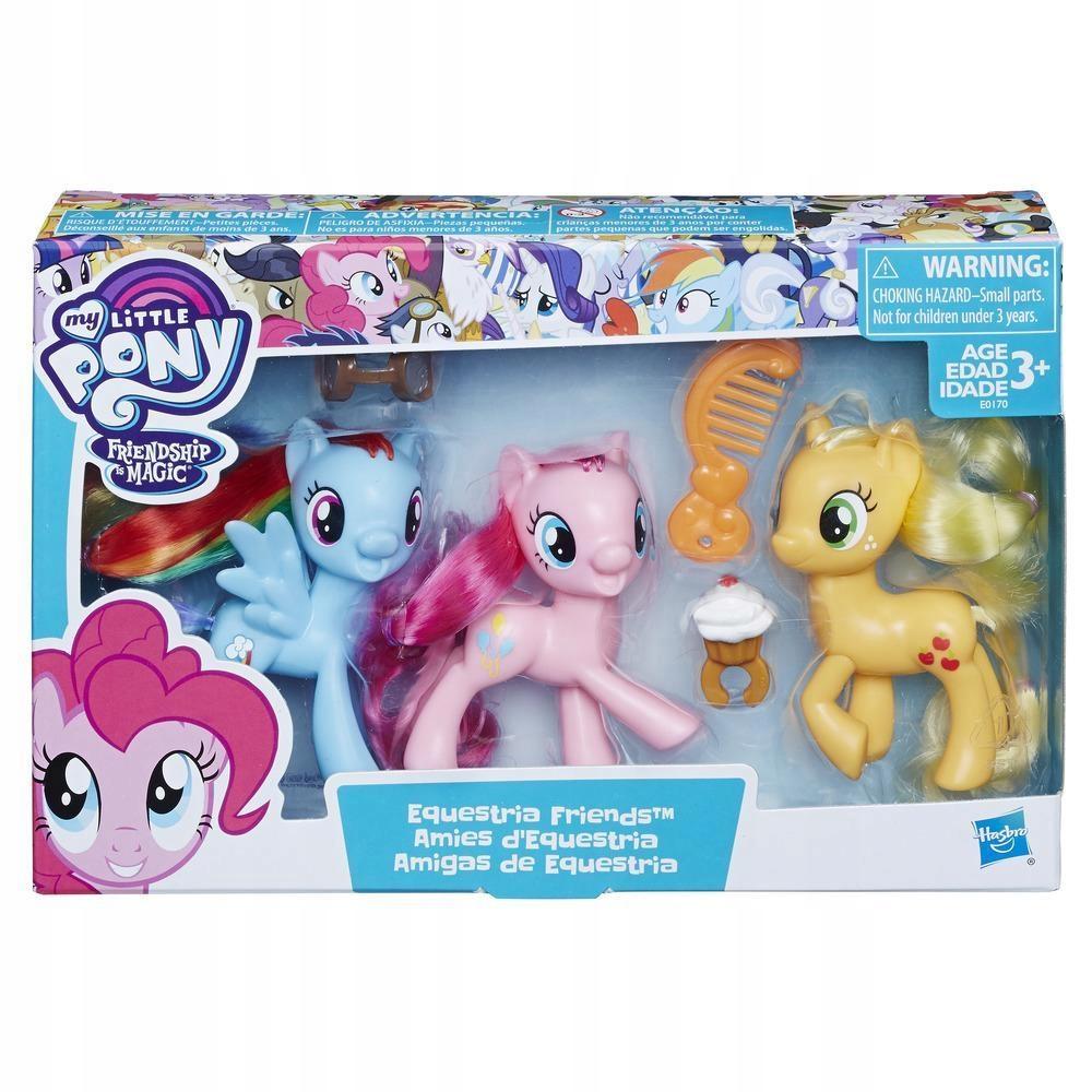 Priatelia My Littles Pony Equestria E0170 HASBRO