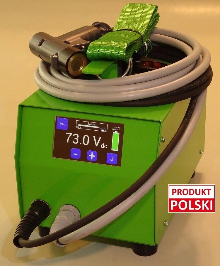 ЕКО + конденсаторный гвоздильный аппарат для гвоздей, обратный.