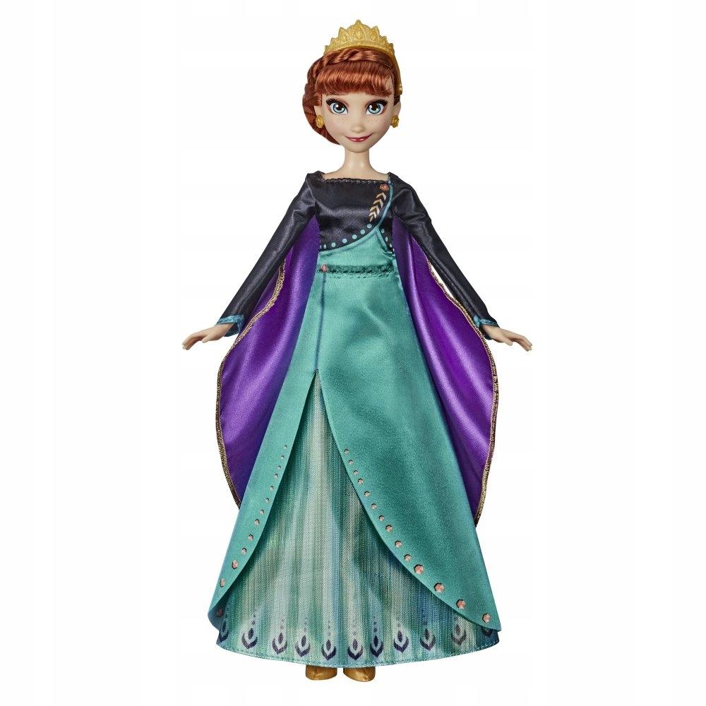 FROZEN Frozen 2 Doll ANNA Śpiewająca PL