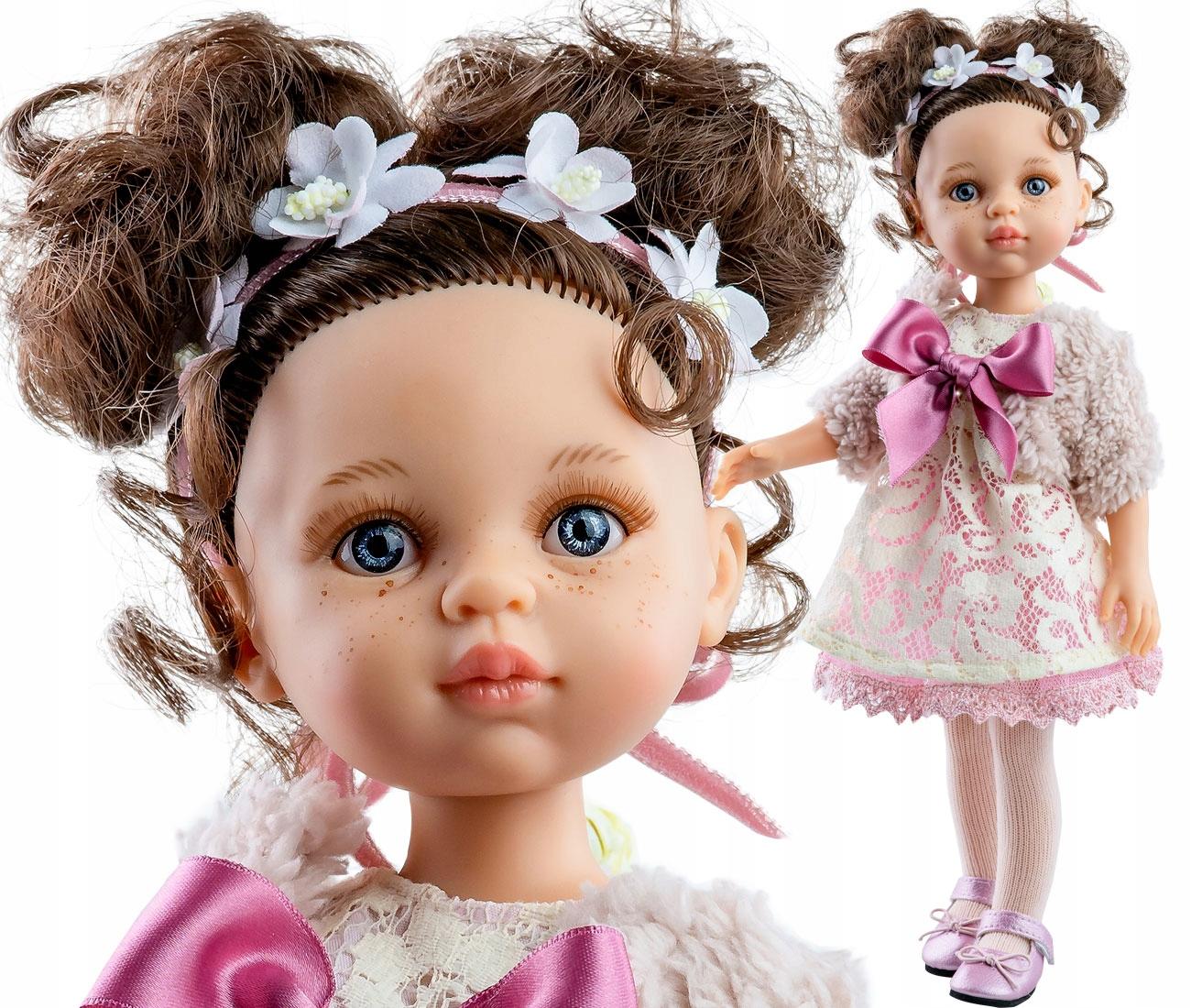 Španielska bábika Paola Reina Amiga 04428 32 cm