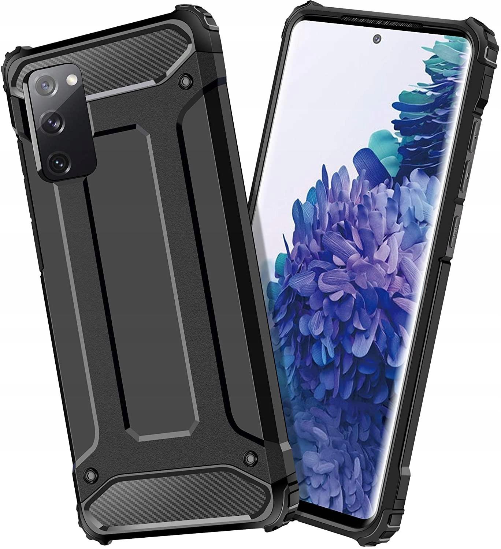 ETUI do Samsung Galaxy S20 FE PANCERNE CASE +SZKŁO
