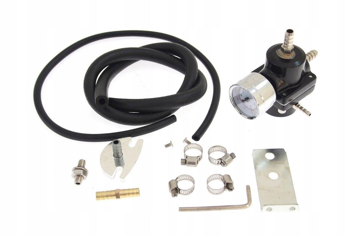 универсальный регулятор давления топлива - black cnr