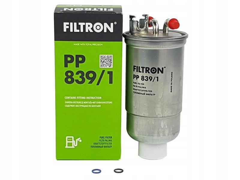 filtron фильтр топлива pp8391 audi vw пп 8391