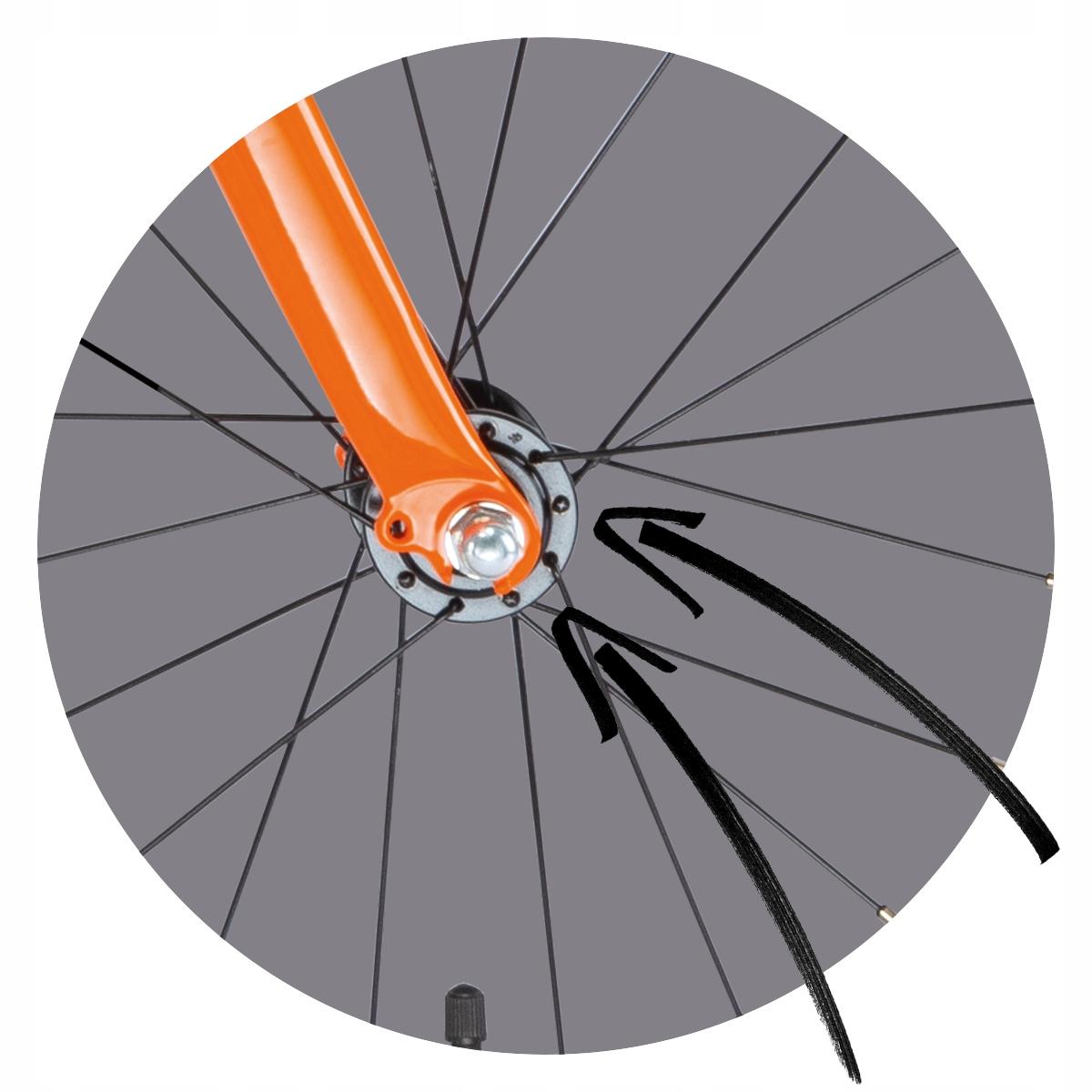 Lekki Rower PUKY LS-PRO 16-1 Alu Waga 5,90 kg 4414 Marka PUKY