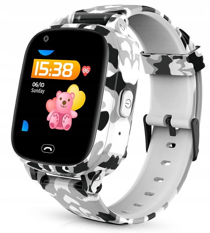 SMARTWATCH GPS hodinky SIM krokomer BABY