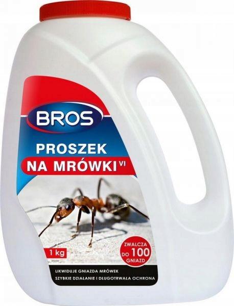 Порошок на муравьев, устраняющих слот Bros Broat
