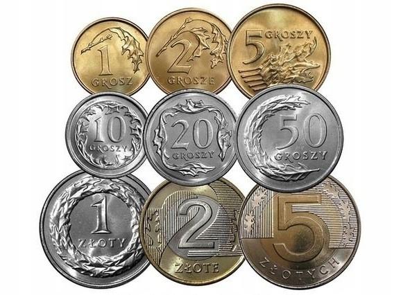 2020 komplet rocznik 1,2,5,10,20,50 gr 1,2,5 zł