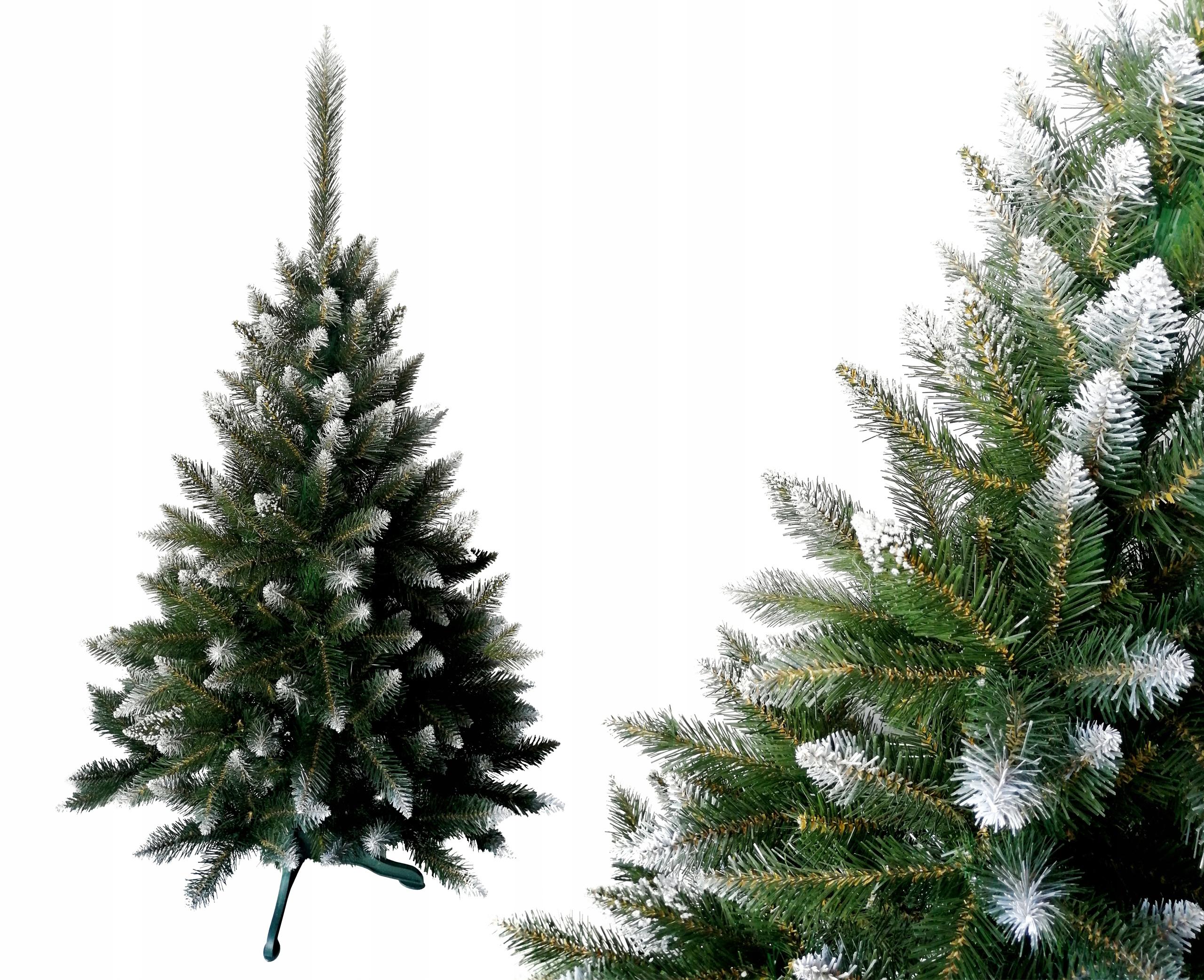 Umelý vianočný stromček DIAMOND SPRUCE 1,0M na stojane