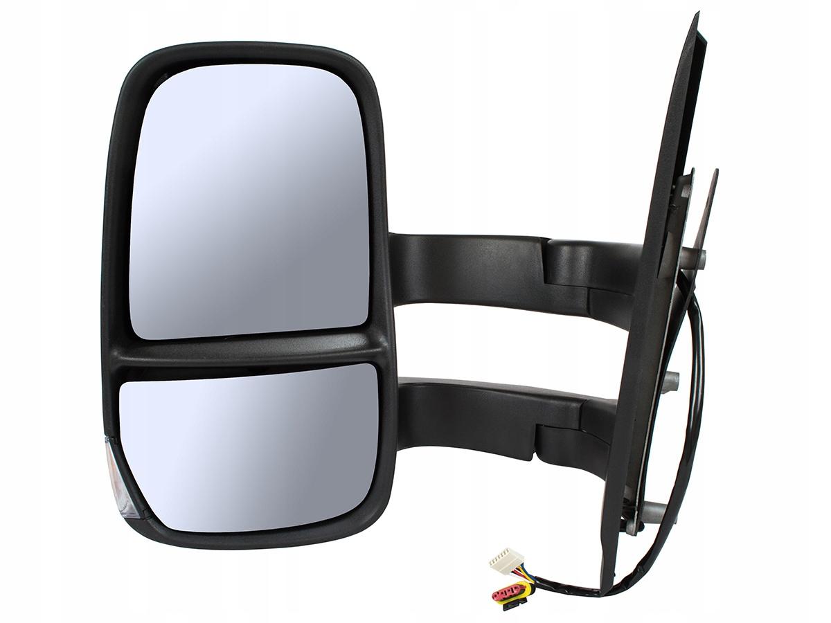 зеркало электрические длинные l к iveco daily 2014-