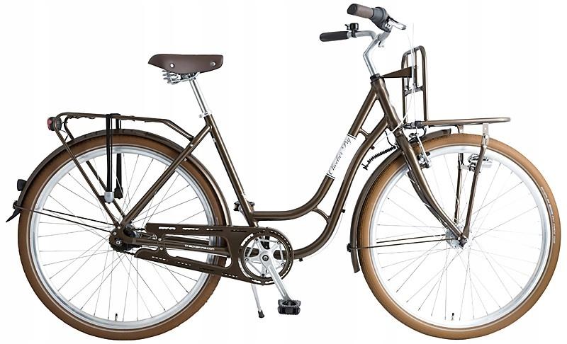 "Retro cestovný bicykel CHECKER PIG ""Emma"
