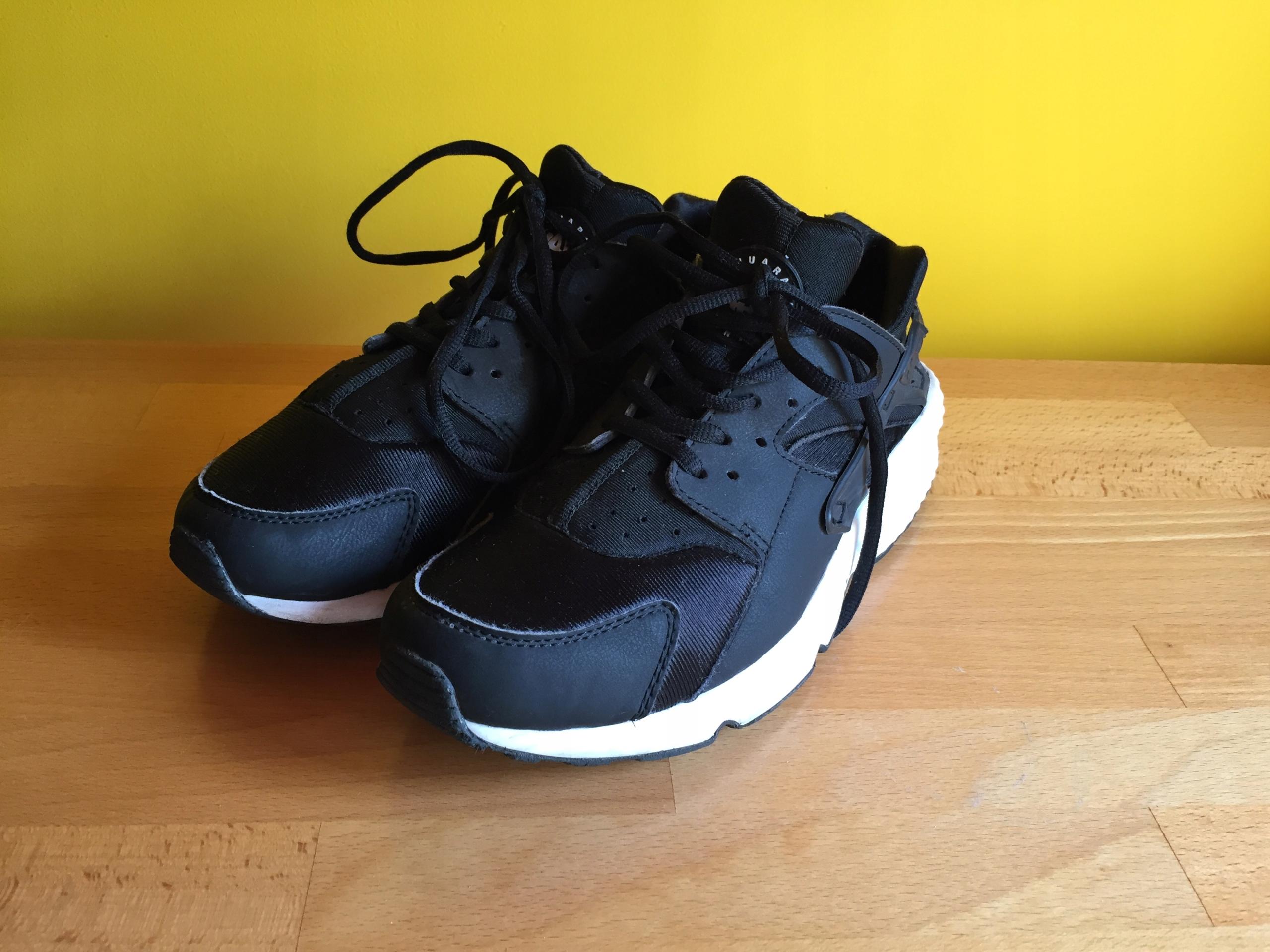 web documental ventaja  VA31 Buty ala Nike Air Huarache Run 40,5 9367541574 - Allegro.pl